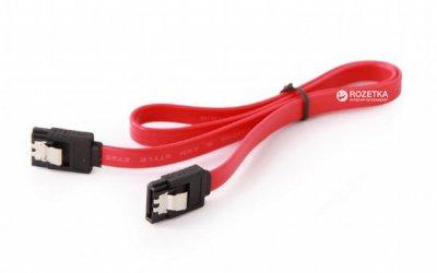 Кабель Cablexpert SATA III 0.3 м (CC-SATAM-DATA-0.3M)