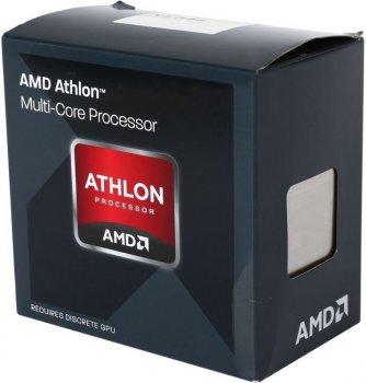 Процесор Athlon II X4 845 (Socket FM2+) BOX (AD845XACKASBX)