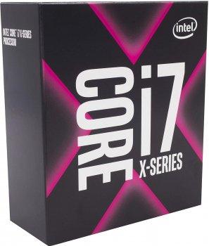 Процесор s-2066 Intel Core i7-9800X 3.8 GHz/16.5 MB BOX (BX80673I79800X)