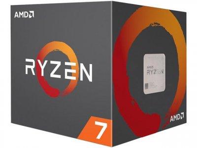 Процесор AMD Ryzen 7 1700 (3.0 GHz 16MB 65W AM4) Box (YD1700BBAEBOX)