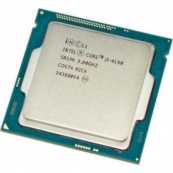 Процесор s-1150 Intel Core i3-4160 3.6 GHz/3Mb Tray (CM8064601483644)