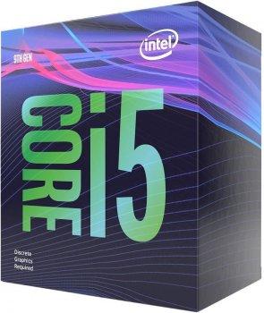 Процесор s-1151 Intel Core i5-9400F 2.9 GHz/9MB BOX (BX80684I59400F)
