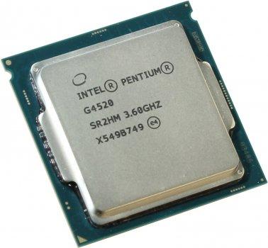 Процесор s-1151 Intel Pentium G4520 3.6 GHz/3MB Tray (CM8066201927407)