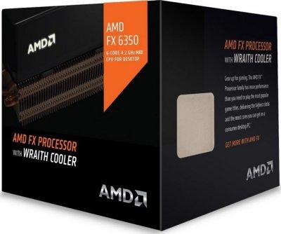 Процесор AMD X6 FX-6350 (Socket AM3+) BOX (FD6350FRHKHBX)