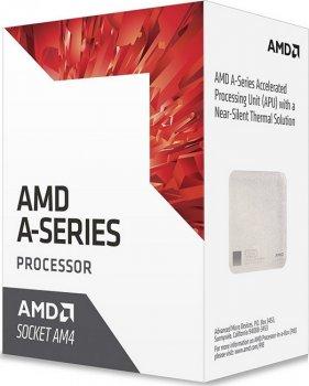 Процессор Athlon X4 950 (3.5GHz 65W AM4) BOX (AD950XAGABBOX)