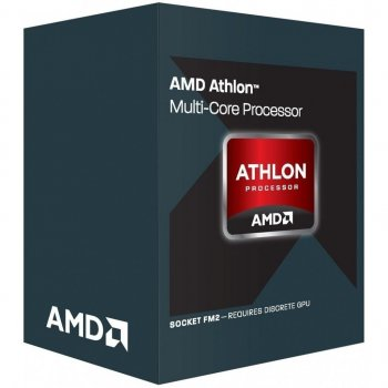 Процесор s-FM2+ AMD Athlon II X4 870K BOX (AD870KXBJCSBX)