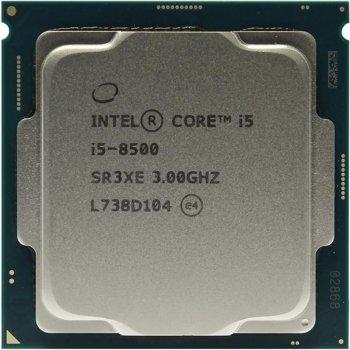 Процесор s-1151 Intel Core i5-8500 3.0 GHz/9MB Tray (CM8068403362607)