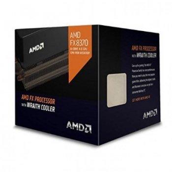 Процесор s-AM3 AMD FX-8370 X8 BOX (FD8370FRHKHBX)
