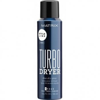 Спрей для волос MATRIX STYLE LINK TURBO DRYER BLOW DRY SPRAY HOLD 1 185ML (884486179357)
