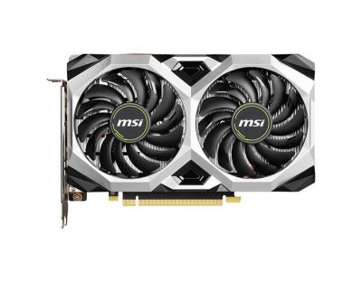 Видеокарта GF GTX 1660 Super 6GB GDDR6 Ventus XS MSI (GeForce GTX 1660 Super Ventus XS)