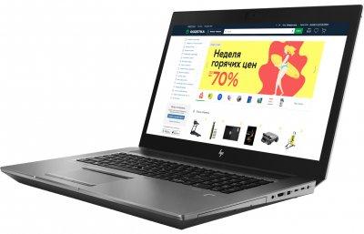Ноутбук HP ZBook 17 G6 (6CK22AV_V15) Silver