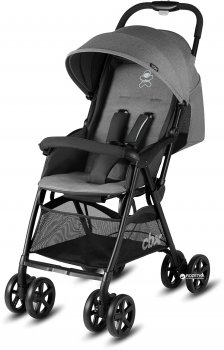 Прогулочная коляска CBX Yoki Comfy Grey (518001847) (4058511275659)