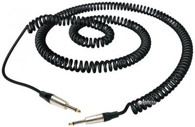 Інструментальний кабель RockCable RCL30205 D6 C 5 м Black