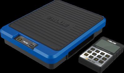 Станція для заправки фреону(хладагента) Value NAVTEK VRC-6100i з автоматичним відключенням + електронні ваги