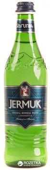 Упаковка минеральной природной воды Джермук газированной 0.5 л х 12 бутылок (4850013000169)