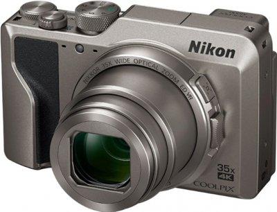 Фотоапарат Nikon Coolpix A1000 Silver (VQA081EA) Офіційна гарантія!