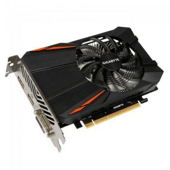 Відеокарта PCI-E 3Gb GeForce GTX1050 (DDR5) GigaByte (GV-N1050D5-3GD)