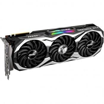 Видеокарта PCI-E 11GB GeForce RTX2080 Ti (DDR6) MSI (RTX 2080 TI DUKE 11G OC)