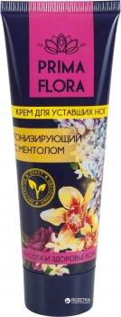 Крем для уставших ног Modum Prima Flora тонизирующий с ментолом 75 мл (4811230016787)
