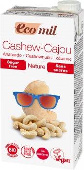 Растительное молоко Ecomil органическое из ореха Кешью 1 л (8428532192536)