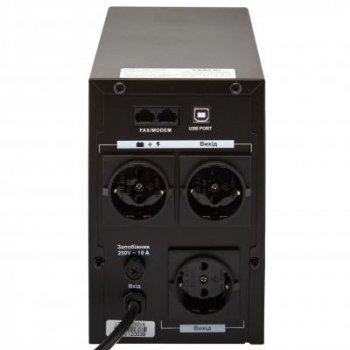 Джерело безперебійного живлення LogicPower LPM-UL1100VA (4984)