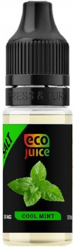 Рідина для POD систем Eco Juice Salt Cool Mint (М'ята + холодок)