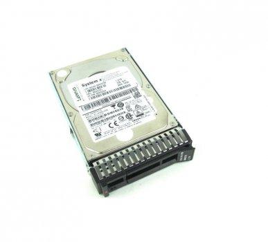Жорсткий диск IBM 1.2 TB 10K 12Gbps SAS 2.5 G3HS HDD (00WG701) Refurbished