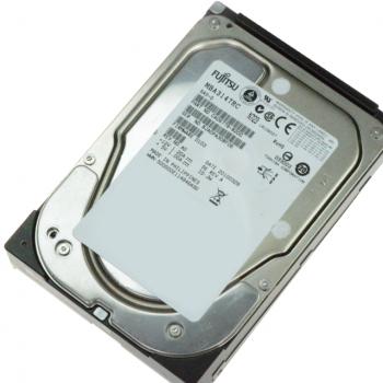 Жорсткий диск Fujitsu 146GB 15K 3.5 INCH SAS HDD (MBA3147RC) Refurbished