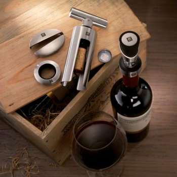 Набір для вина, 4 предмета ZWILLING® Sommelier - Zwilling J. A. Henckels - 39500-054-0
