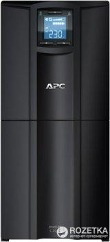 APC Smart-UPS С 3000VA LCD (SMC3000I)