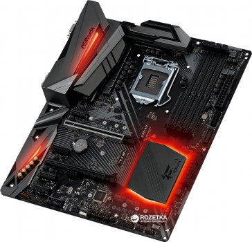 Материнська плата ASRock Fatal1ty H370 Performance (s1151, Intel H370, PCI-Ex16)