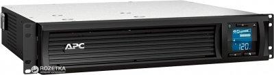 APC Smart-UPS С 2000VA LCD 2U (SMC2000I-2U)