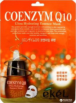 Тканевая маска Ekel с Коэнзимом Q10 25 мл (8809242270101)