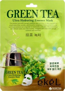 Тканевая маска Ekel с экстрактом Зеленого чая 25 мл (8809430538754)