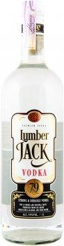 Водка Lumber Jack vodka 1 л 79% (4770053234184)