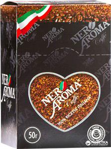 Кофе растворимый Nero Aroma 2 г x 25 стиков (4820093480765_4820093483124)