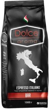 Кава в зернах Dolce Aroma Bar 1 кг (8019650002908)