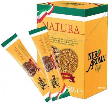 Кофе растворимый Nero Aroma Natura 2 г x 25 стиков (4820093480734)