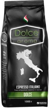 Кава в зернах Dolce Aroma Dolce 1 кг (8019650002915)