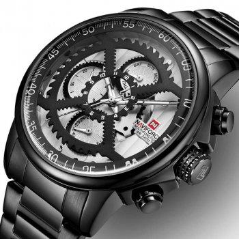 Мужские часы NaviForce BWB-NF9150 (9150BWB)