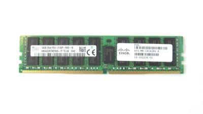 Оперативная память Cisco 16GB DDR4-2133-MHz RDIMM/PC4-17000/dual (15-102216-01) Refurbished