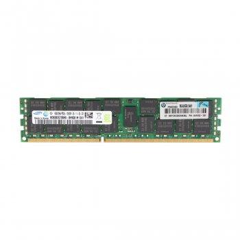 Оперативна пам'ять HP DDR3-RAM 16GB PC3U-10600R ECC 2R ULV RENEW (687463-001) Refurbished
