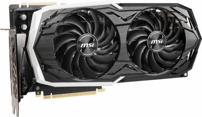 MSI PCI-Ex GeForce RTX 2070 Super Armor 8GB GDDR6 (256bit) (1770/14000) (HDMI, 3 x DisplayPort) (RTX 2070 SUPER ARMOR)