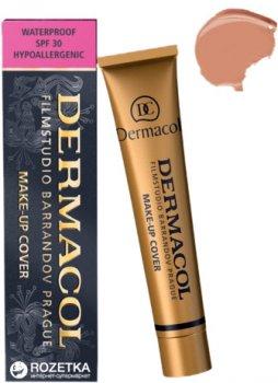 Тональный крем Dermacol Make-Up Cover с повышенными маскирующими свойствами №225 30 гр (85960152)