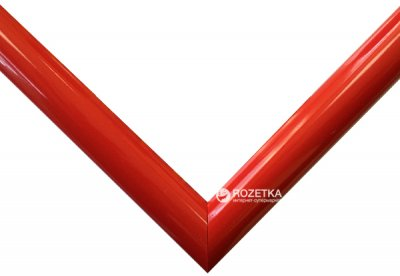 Рамка для дипломів 33.Amigos 21х30 см Червона (KF2130RD)