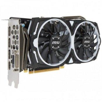 Видеокарта PCI-E Radeon RX 570 4GB DDR5 MSI (RX 570 ARMOR 4G)