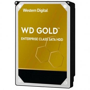 """Жорсткий диск 3.5"""" SATA 8TB WD Gold (WD8004FRYZ)"""