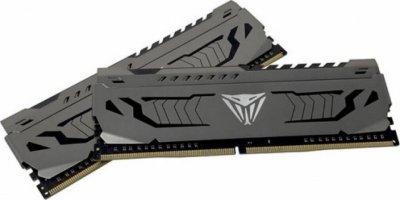 Оперативна пам'ять PATRIOT 16 GB (2x8GB) DDR4 4133 MHz Viper Steel (PVS416G413C9K)