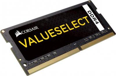 Оперативная память Corsair 16GB 2133MHz CL15 1.35V (2x8GB) (CMSO16GX4M2A2133C15)