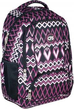 Рюкзак Cool For School 42х28х13 см 15 л Фіолетовий (CF86480)